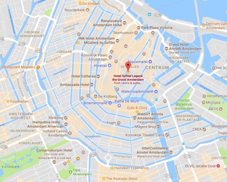 Sofitel-location